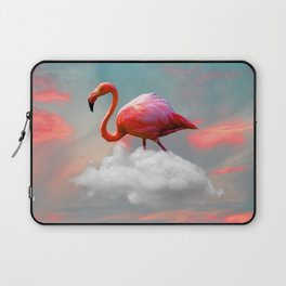 My Home up to the Clouds Laptop Sleeve
