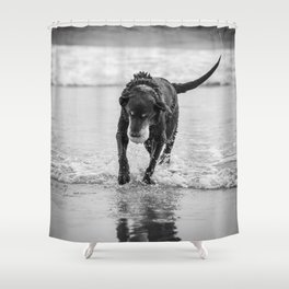 Best Day Shower Curtain