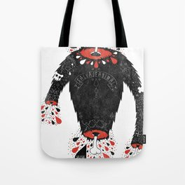 SALVAJEANIMAL headless II Tote Bag
