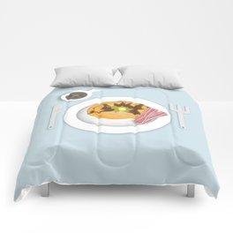 Breakfast Time! Comforters