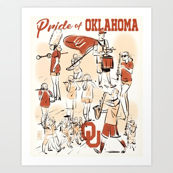 Pride of Oklahoma by pbriggs