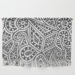 Doodle 9 Wall Hanging