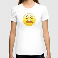 emoji T-shirts featuring Emoji by ivanecky