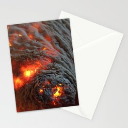 Flaming Seashell 1 Stationery Cards