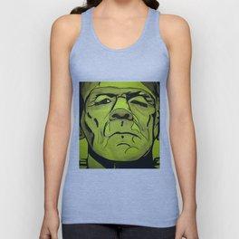 Frankenstein - Halloween special! Unisex Tank Top