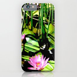 The Pond I iPhone Case
