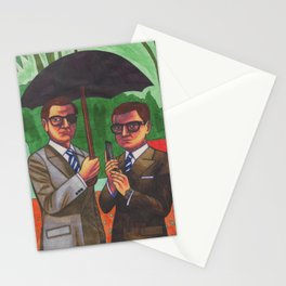 Suited Stationery Cards