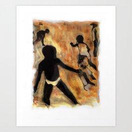 Labadee Beach / Haiti Art Print