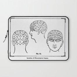 Phrenology Laptop Sleeve