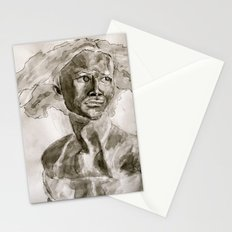 Not A David Bust Stationery Cards