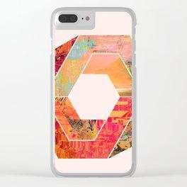 b e a c h .  c i t y Clear iPhone Case