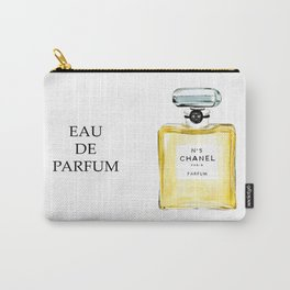Classic Yellow Parfum Carry-All Pouch