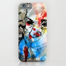 The Face Of The Saint iPhone 6s Slim Case