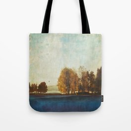 Autumn Afternoon Tote Bag