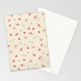 Letters for your sweetheart . Stationery Cards