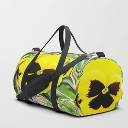 Solo Flower Duffle Bag