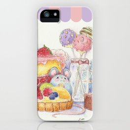 Sweet Thieves iPhone Case