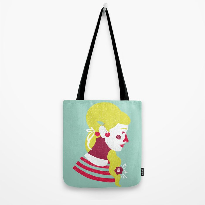 cherries on your ears Tote Bag
