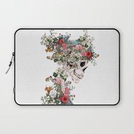 Skull Queen Laptop Sleeve
