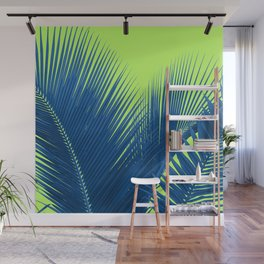Let's Go Lime Wall Mural