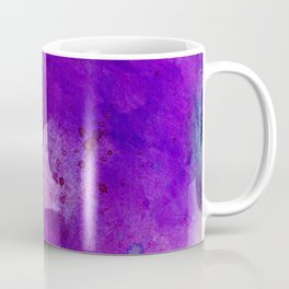 Spatters on my purple hearts Coffee Mug