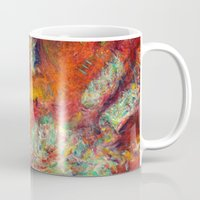 biology Mugs featuring Synthetic Biology by Lennon Michalski