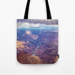 Grand Canyon and the Colorado River Tote Bag