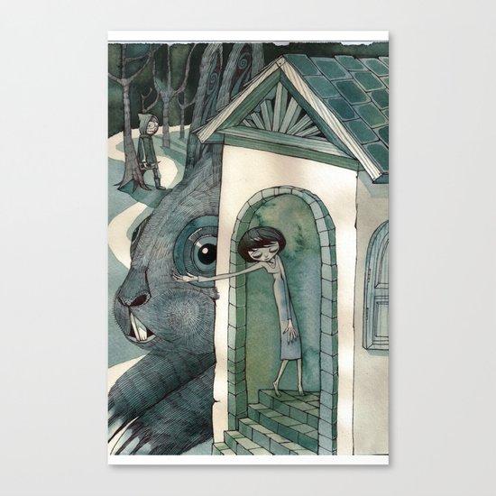 re:1 Canvas Print