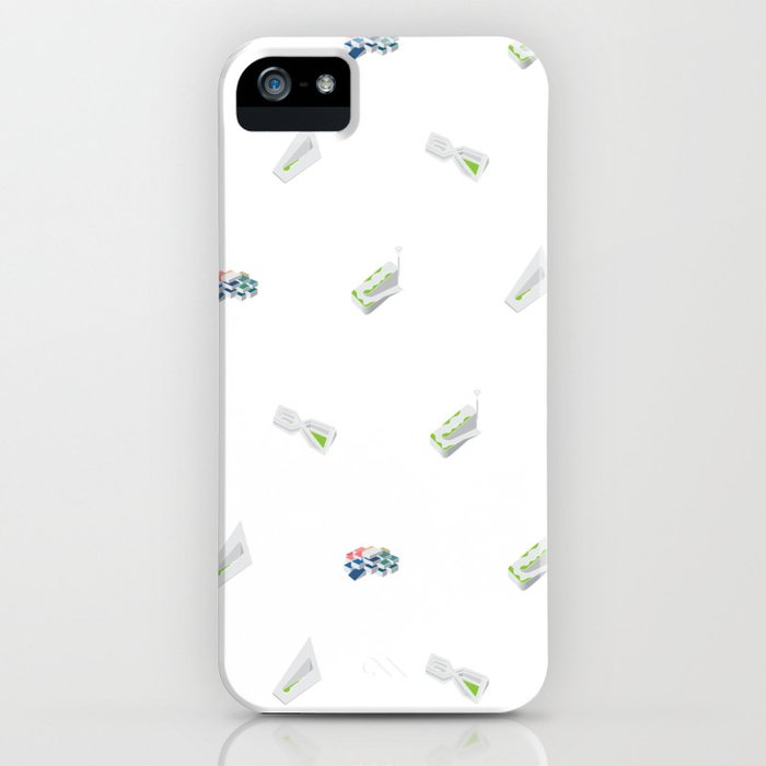 BIG: Collection iPhone Case