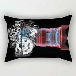 Motor Machine Rectangular Pillow