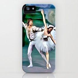 A Perfect Partnership iPhone Case