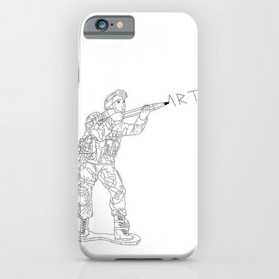 Military Art iPhone & iPod Case