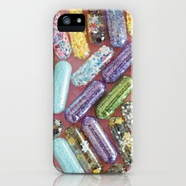 Take a Chill Pill iPhone Case