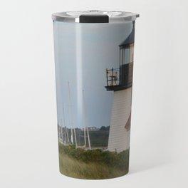 Nantucket Lighthouse Travel Mug