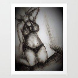 In the Mood Art Print