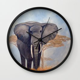 Jumbo I 2009  Wall Clock