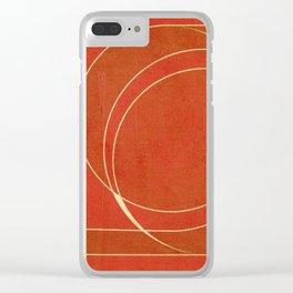 Bulan (Moon) Clear iPhone Case