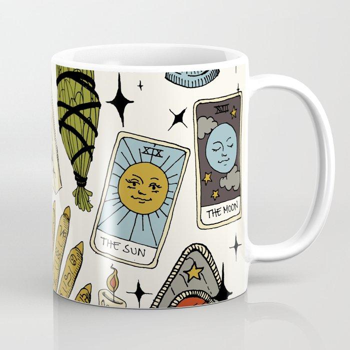 Fortune Teller Starter Pack Color Coffee Mug