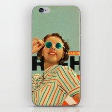 Bright Cinnamon iPhone & iPod Skin