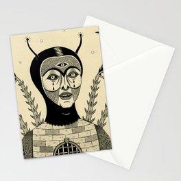 Preternatural Prison Stationery Cards