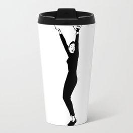 I rather feel like expressing myself! Travel Mug