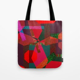 PARTY-COLORED Tote Bag
