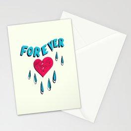 Forever HeartBroken Stationery Cards