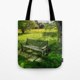 Summer Shade Tote Bag