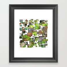 The Mind Seeks Someone Eternal  Framed Art Print