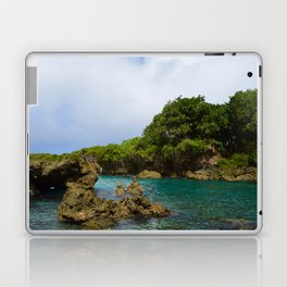 Ague Cove- Guam Laptop & iPad Skin