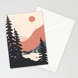 View From the East Shore... Stationery Cards