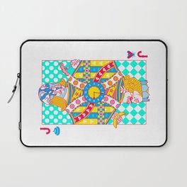 """Jack Shit """"LOST TIME"""" Laptop Sleeve"""