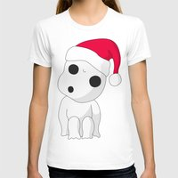kodama T-shirts featuring Christmas Kodama by pkarnold + The Cult Print Shop