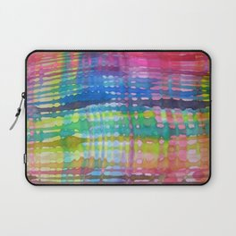 Color Grid Laptop Sleeve